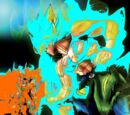 Subzero Goku vs Volcazo