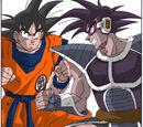 Goku vs Turles Part 1