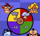 Crash Bandicoot Party Games