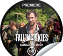 Falling Skies Premiere (Sticker)