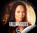 Falling Skies: Anne (Sticker)