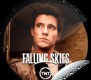 Falling Skies: Hal (Sticker)