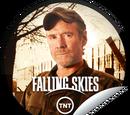 Falling Skies: Weaver (Sticker)