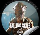 Falling Skies: Skitter (Sticker)