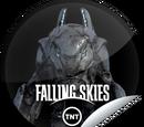 Falling Skies: Mech (Sticker)