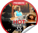 Hot in Cleveland Premiere (Sticker)