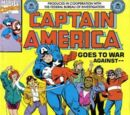 Captain America Goes to War Against Drugs Vol 1 1