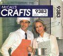 McCall's 9383 B
