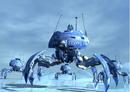 King Cryos in crawler tank on planet Ice.png
