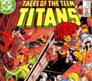 Tales of the Teen Titans Vol 1 72