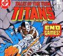 Tales of the Teen Titans Vol 1 82