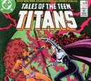Tales of the Teen Titans Vol 1 83