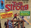 Tom Strong Vol 1 21
