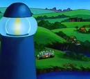 Cats-Eye Lighthouse
