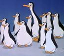 Los Pingüinos (The Three Caballeros)