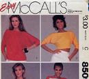 McCall's 8509 B