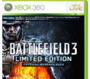 Bovell/Battlefield 3 for mobile and new cover art for the Physical Warfare Pack