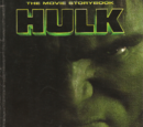 Hulk: The Movie Storybook
