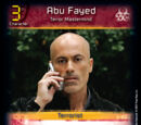 Abu Fayed - Terror Mastermind (1E)