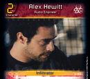 Alex Hewitt - Audio Engineer (1E)