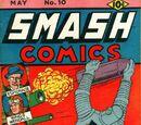 Smash Comics Vol 1 10
