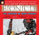 BIONICLE Graphic Novel 8: Legends of Bara Magna
