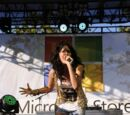 Jasmine V at Microsoft Grand Opening