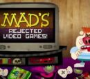 Rejected Video Games
