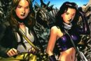 Katherine Bishop (Earth-616) and Jessica Jones (Earth-616) from Young Avengers Presents Vol 1 6 001.jpg