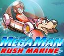 Mega Man Rush Marine