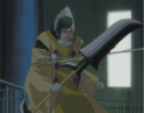 Inaba caught by Mayuri arm.png