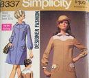 Simplicity 8337 A
