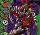 Bakugan: Mechtanium Surge cards