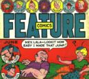 Feature Comics Vol 1 33