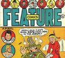 Feature Comics Vol 1 43