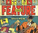 Feature Comics Vol 1 58