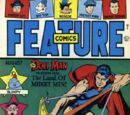 Feature Comics Vol 1 101
