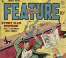 Feature Comics Vol 1 142