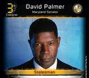 David Palmer - Maryland Senator (D0) (Elite)