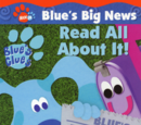 Blue's Big News: Vol. 1: Read All About It!