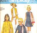 Simplicity 9247 A