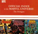 Avengers, Thor & Captain America: Official Index to the Marvel Universe Vol 1 15