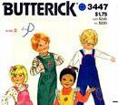 Butterick 3447 B