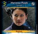 Melissa Raab - Translator (1E)