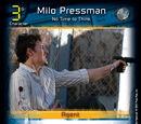 Milo Pressman - No Time to Think (1E)