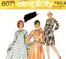 Simplicity 6071