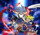 Beyblade (First Anime Series)