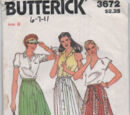 Butterick 3672