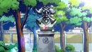 Celestial Spirit King as an academy statue.JPG