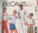 McCall's 8631 A